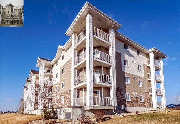 Sylvan Lake Apartment for rent, click for more details...