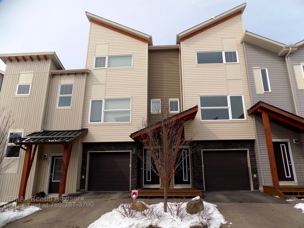 Leduc Townhouse for rent, click for more details...