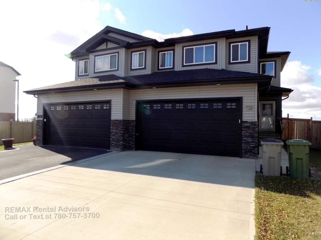 Beaumont Alberta Duplex For Rent