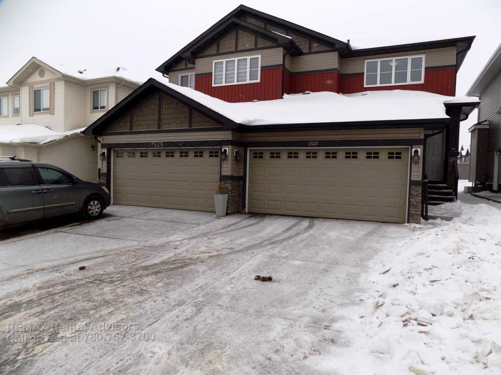 Edmonton Alberta Duplex à louer