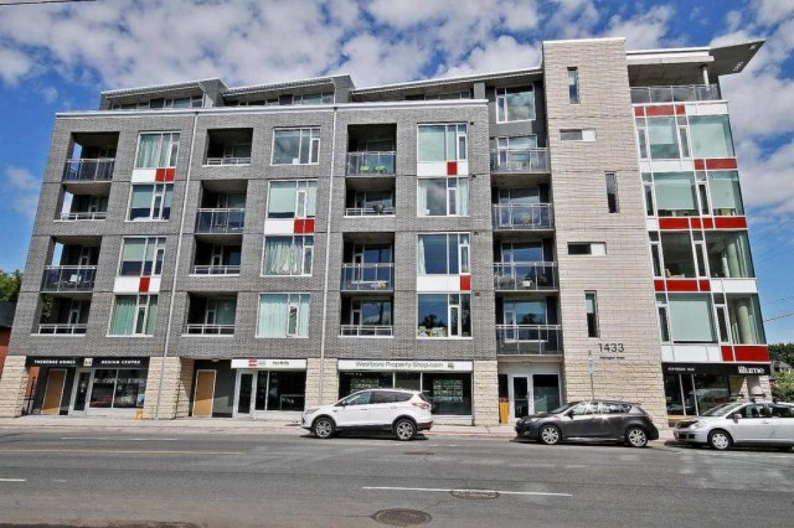 Ottawa Downtown one bedroom Apartment for rent | Ad ID RIO ...