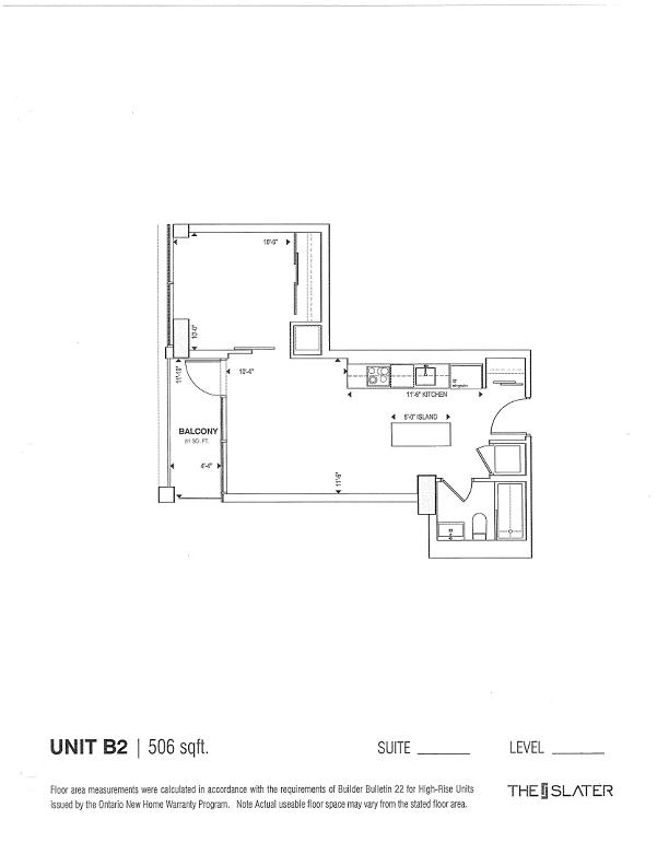 199 Slater Street Unit 2110
