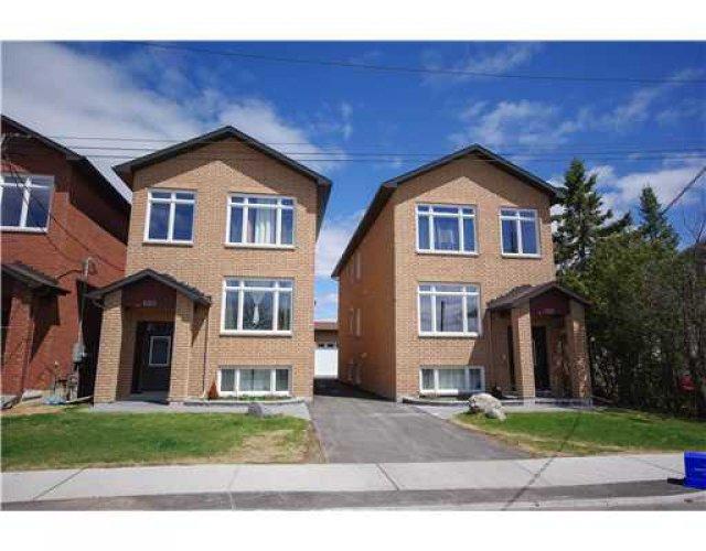 Gloucester Triplex for rent, click for more details...