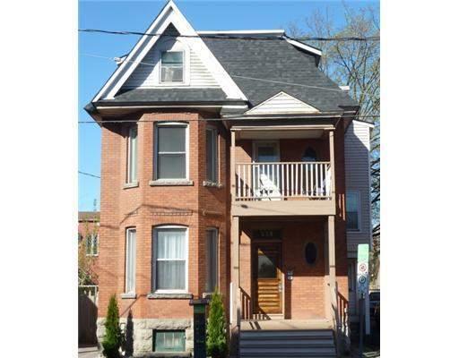 Ottawa Triplex pour le loyer, cliquer pour plus de détails...