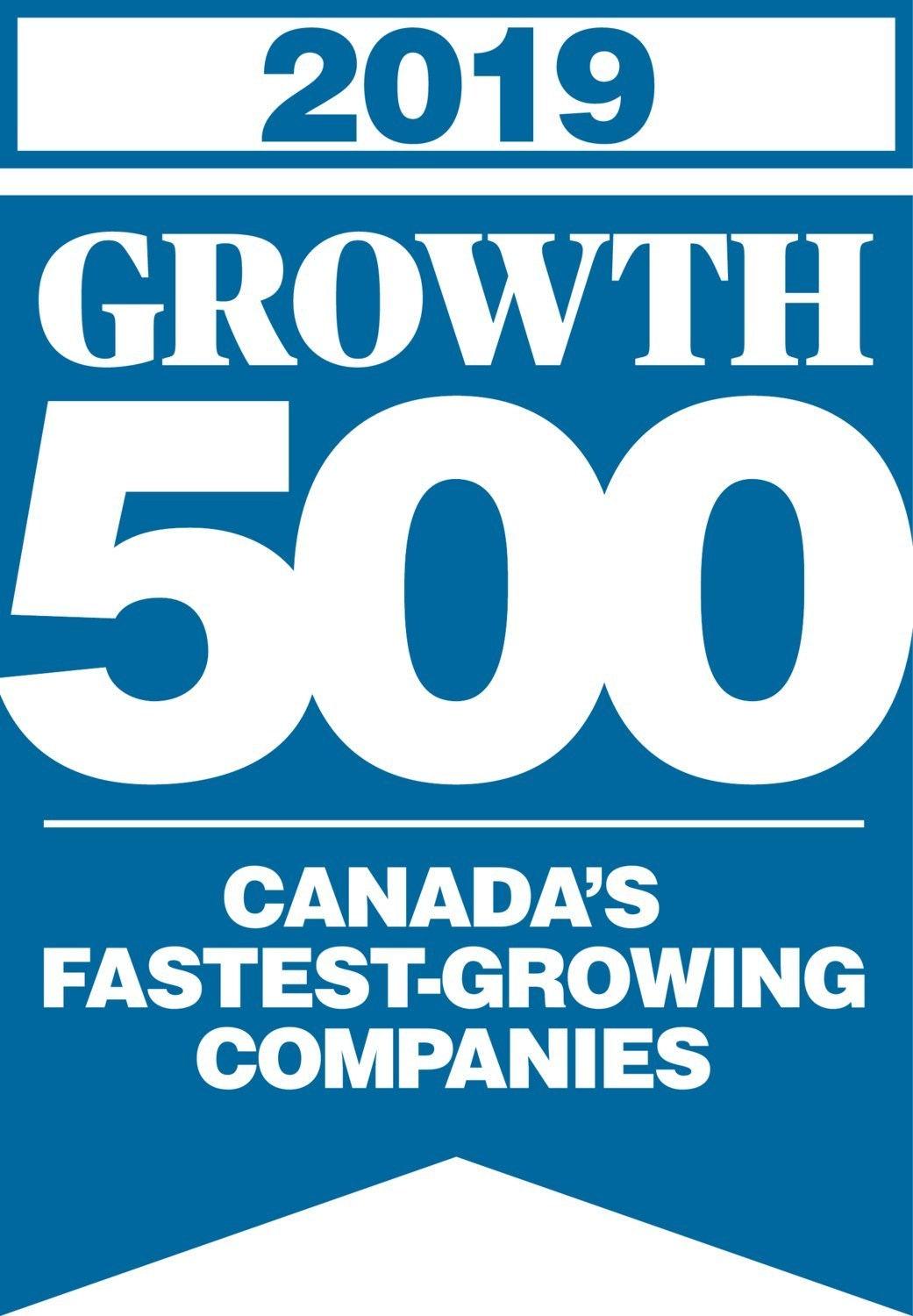 2019 Growth - Canada's Fastest Growing Companies