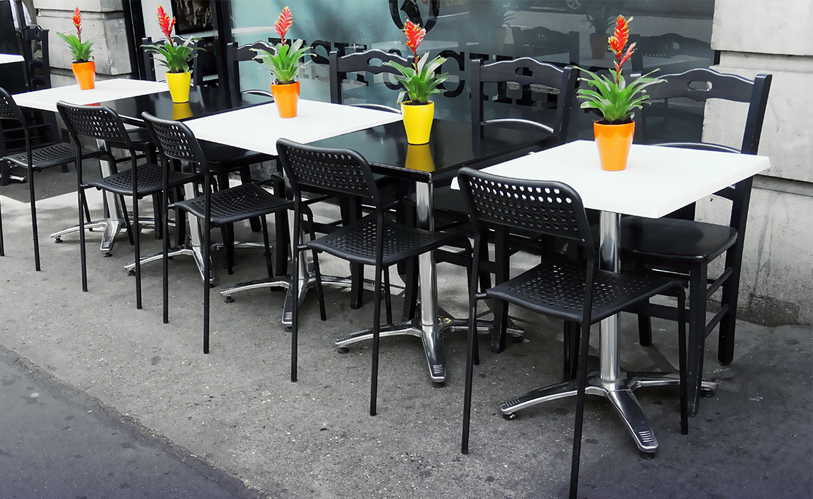 Best Patios Close to Home