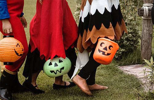 Halloween Fun in Oakville