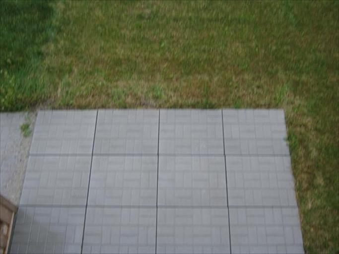 Patio - Rear Garden