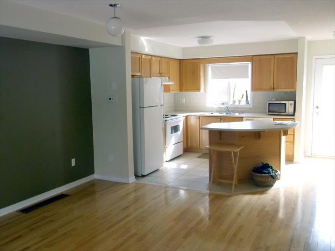201 - Kitchen/Dining Area