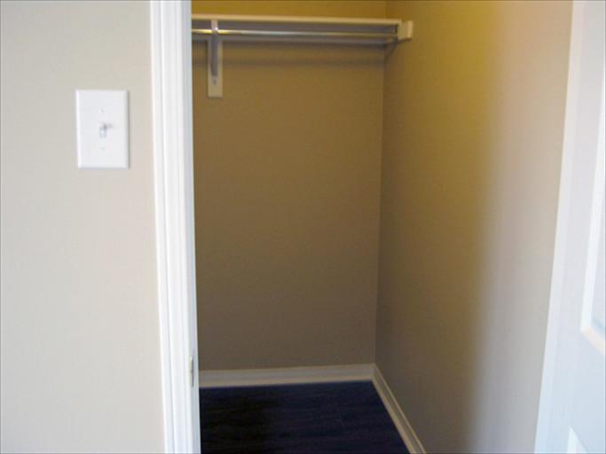 76 - Bedroom Closet