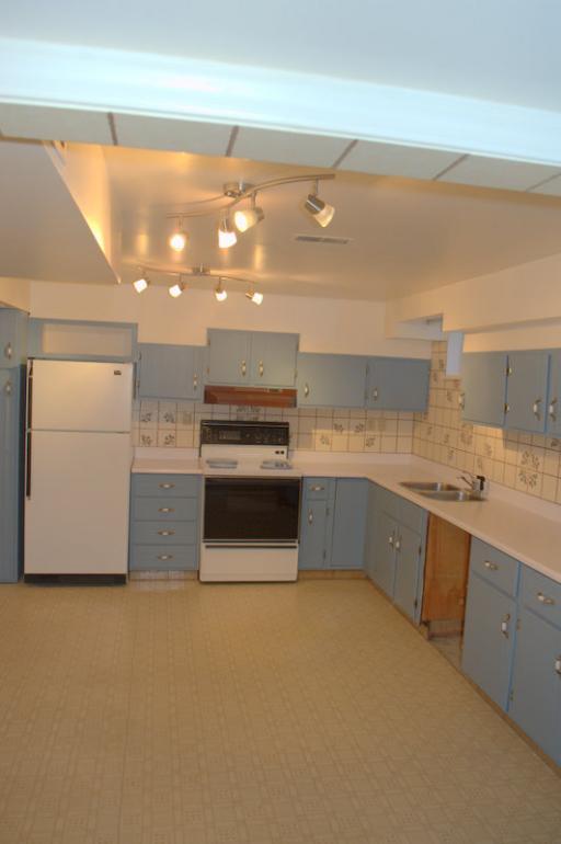 Second kitchen in Basement