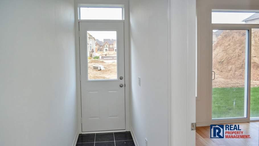 rear separate door