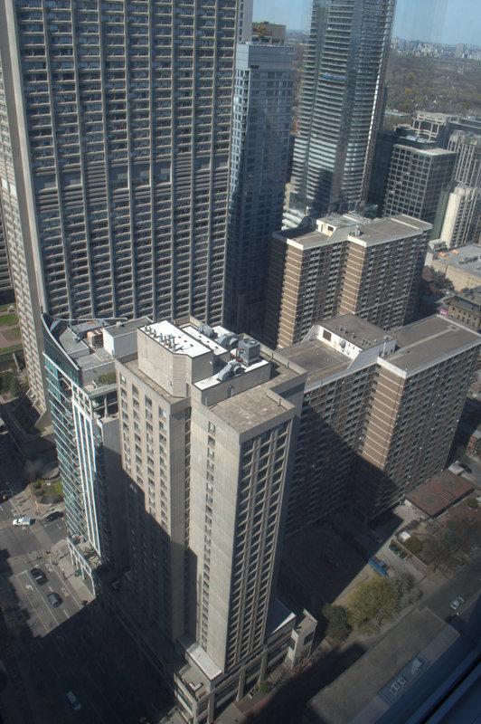 Toronto Centre 2 chambre à coucher Appartement