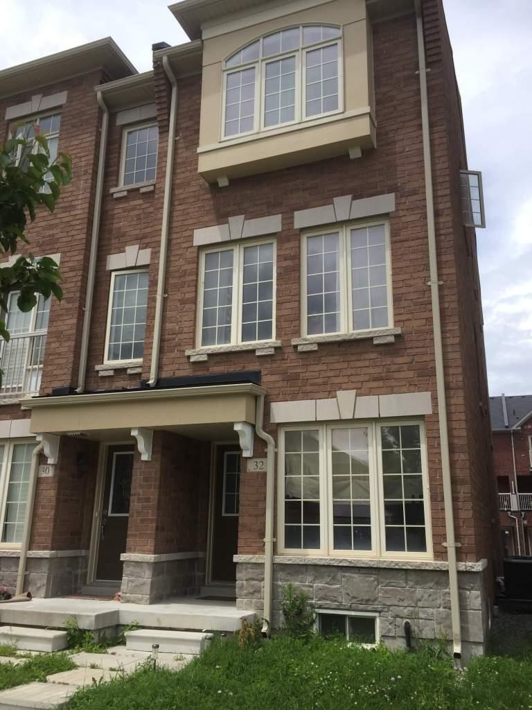 Markham Maison urbaine pour le loyer, cliquer pour plus de détails...