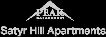 Satyr Hill Apartments Logo