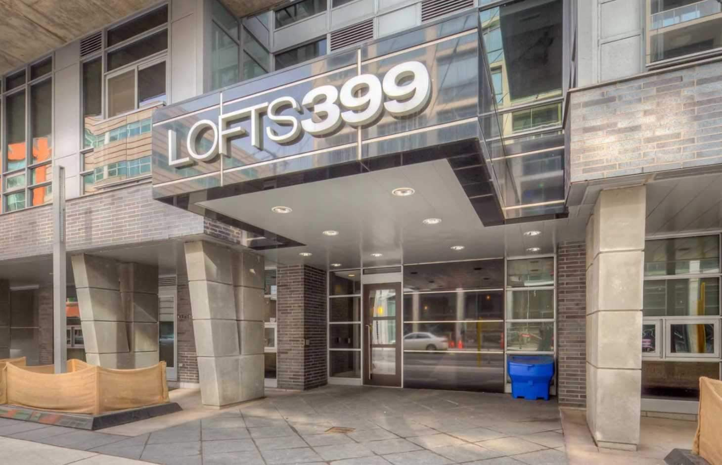 Lofts at 399 Adelaide Street West