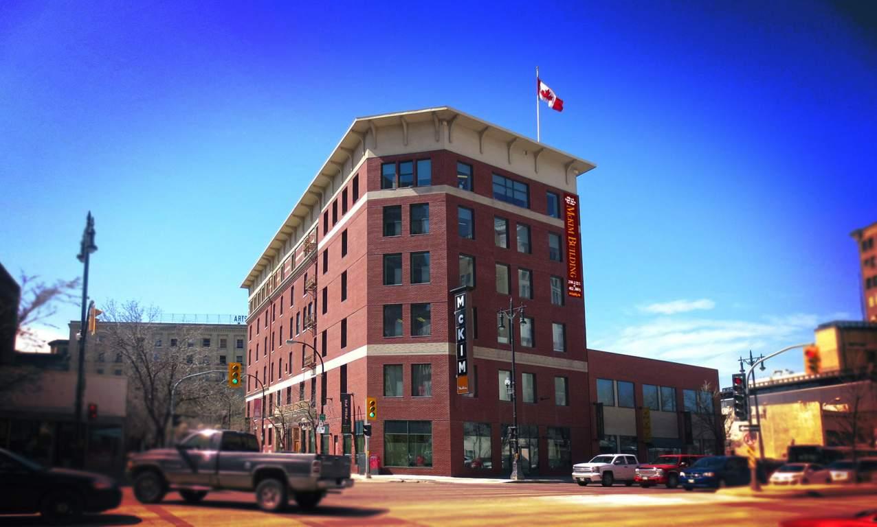 McKim Building