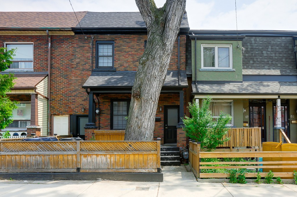 Toronto Ontario Triplex For Rent