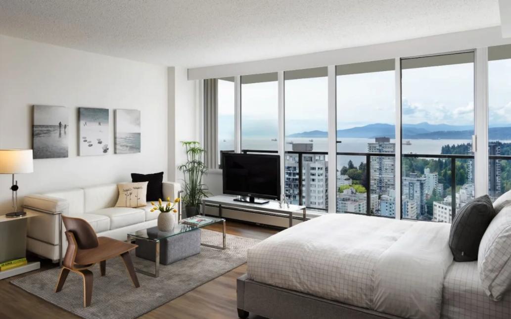 Vancouver Colombie-Britannique Appartement à louer