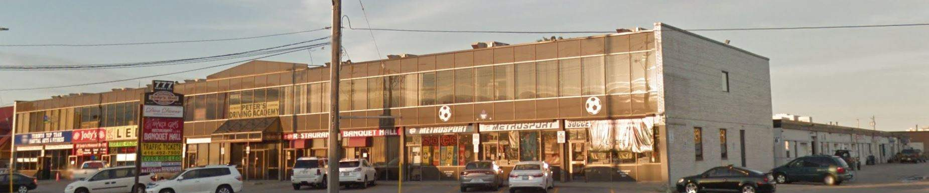 777 Warden Avenue