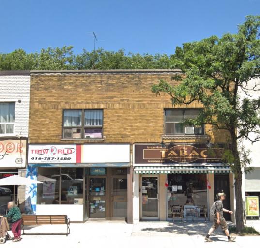 992 Eglinton Avenue West