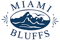 Simms Mgmt: Miami Bluffs Logo