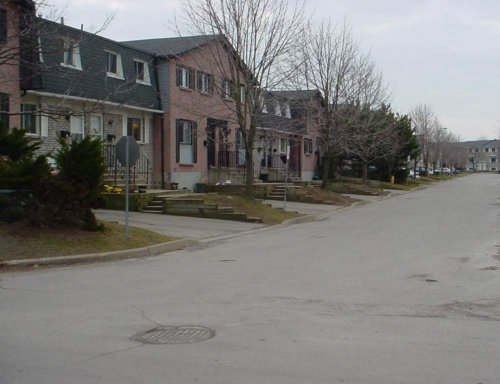 Welland Townhouse