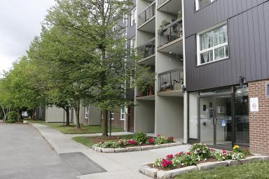 Apartment Building For Rent in  42 Campbell Crt., Stratford, ON