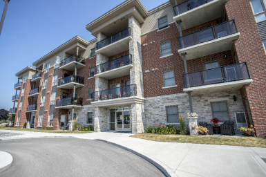 Apartment Building For Rent in  45, 65 & 85 Oxford St., Stratford, ON