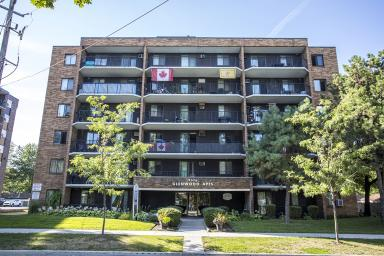Apartment Building For Rent in  3576 Peter St., Windsor, ON
