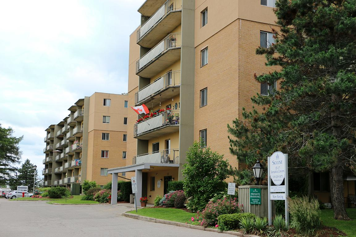 Brantford 1 bedroom Apartment