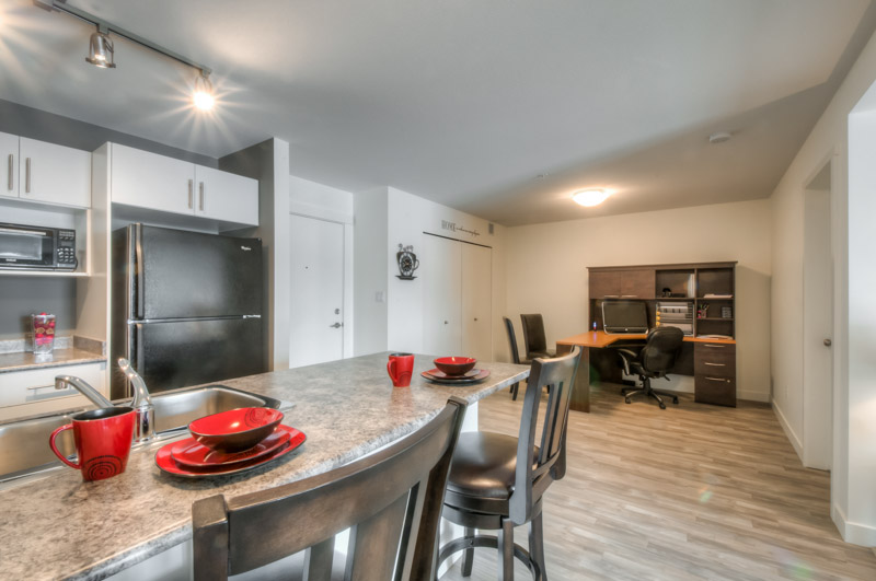 Sherwood Park Apartment