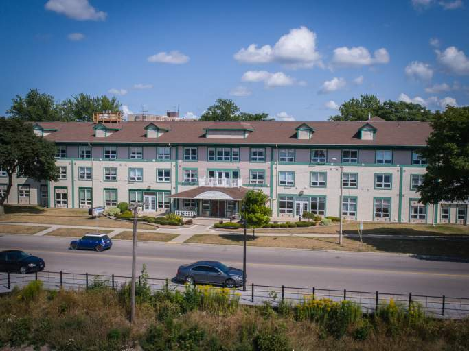Village on the St. Clair