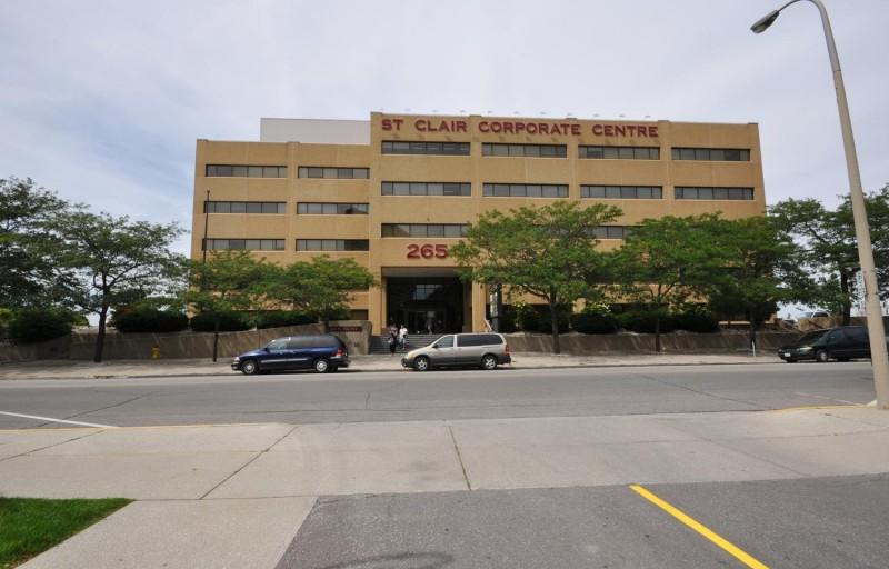 St. Clair Corporate Centre