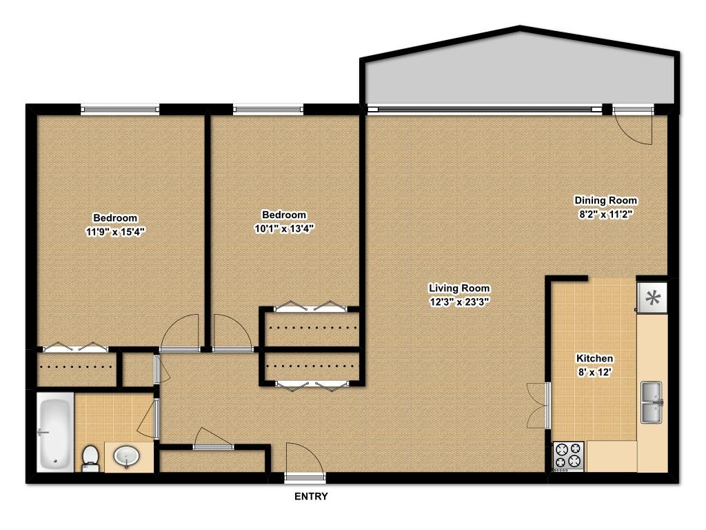 12 Goldfinch Court - Sandringham House | Sterling Karamar