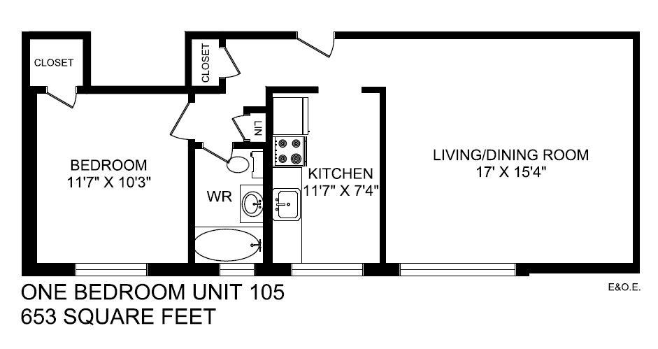 1862 Bathurst Street Floor Plans 1862 Bathurst Street