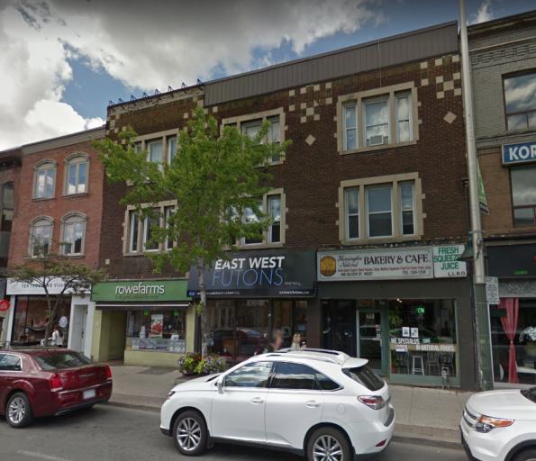 460-464 Bloor Street West