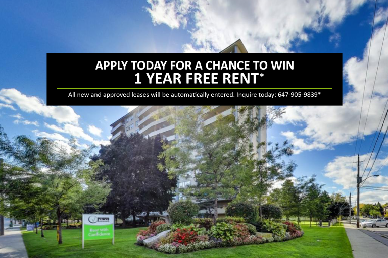 2900 Bathurst Street - Emerald Towers