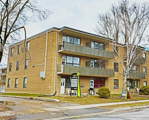 Peterborough Ontario Appartement à louer