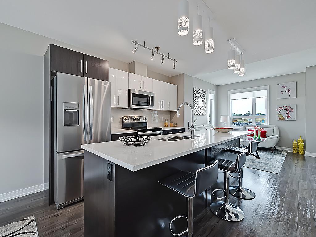 Airdrie Maison urbaine pour le loyer, cliquer pour plus de détails...