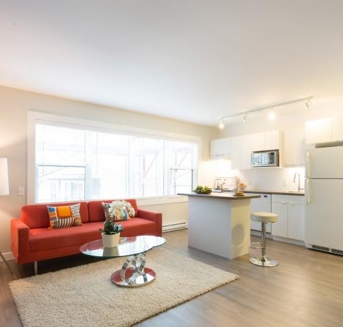 Winnipeg Du Sud-est 1 chambre à coucher Appartement