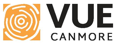 Sunstone: VUE Canmore Logo