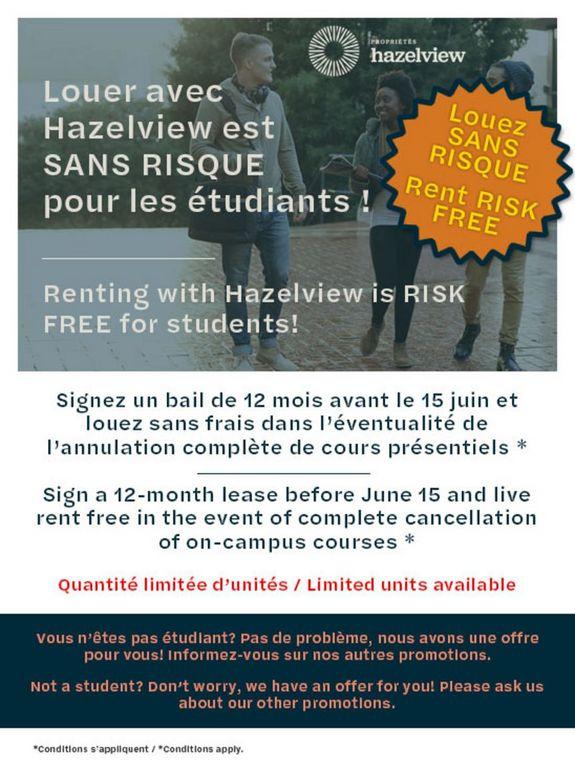Dollard-Des-Ormeaux Apartment for rent, click for more details...