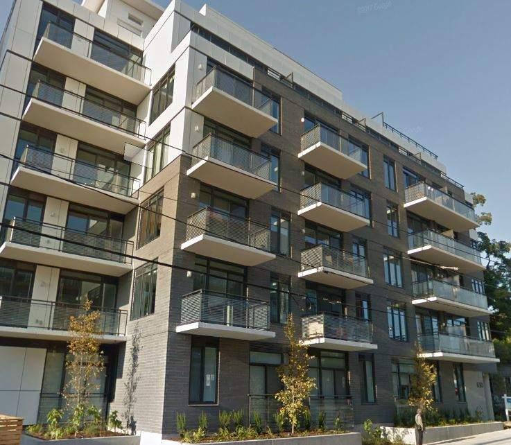 Toronto Est 2 chambre à coucher Appartement