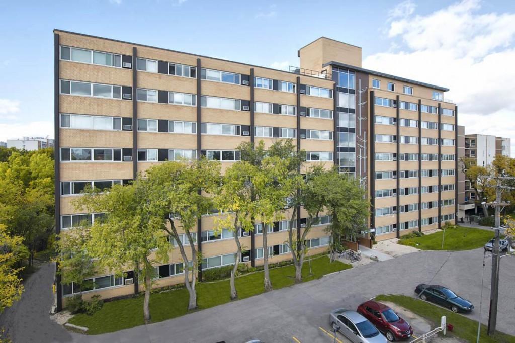 Winnipeg Du nord-ouest 1 chambre à coucher Appartement À louer