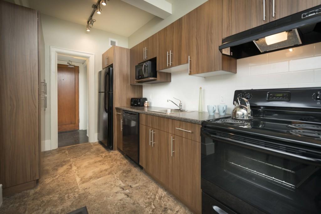 Winnipeg Centre 1 chambre à coucher Appartement