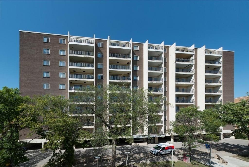 Winnipeg Centre Appartement