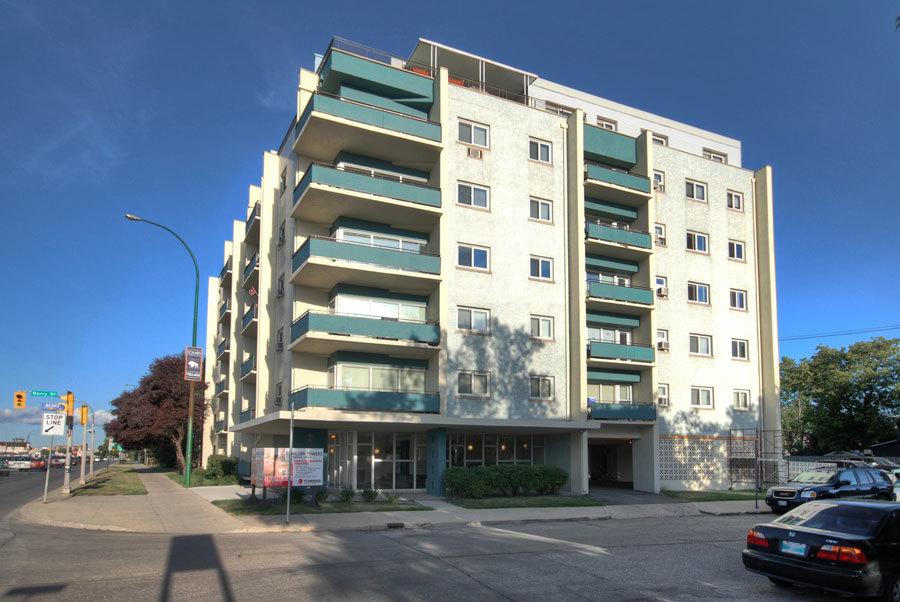 Winnipeg West 1 bedroom Apartment