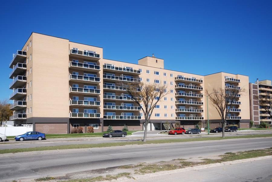 Winnipeg Du Sud-ouest 2 chambre à coucher Appartement