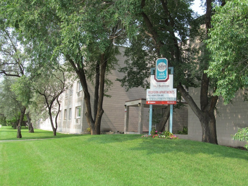 Winnipeg Du nord-est 1 chambre à coucher Appartement À louer